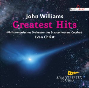 John Williams - Evan Alexis Christ