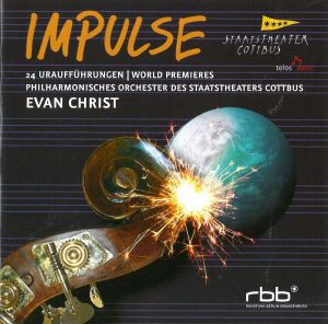 Impulse - Evan Alexis Christ