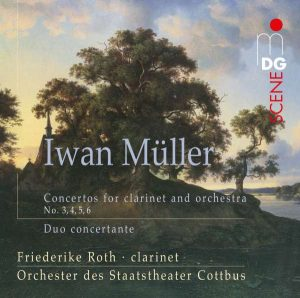 Iwan Müller - Evan Alexis Christ